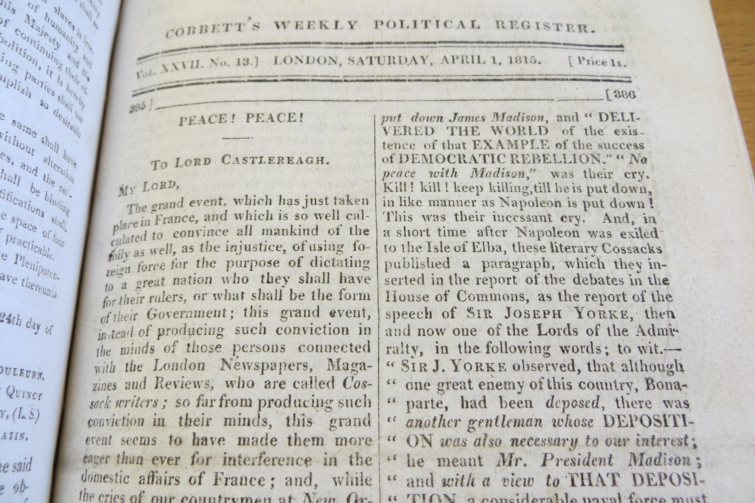 Political Register, 1 April 1815.JPG