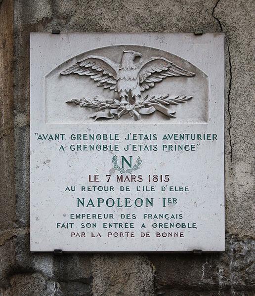 516px-Grenoble_-_plaque_de_la_route_Napoléon.JPG